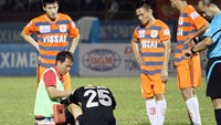 Vissai Ninh Binh FC to close down after match-fixing trial