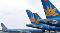 Most of the resignations that Vietnam Airlines declined were submitted by local Airbus 321 pilots, who make less than any other pilots. Photo: Dao Ngoc Thach