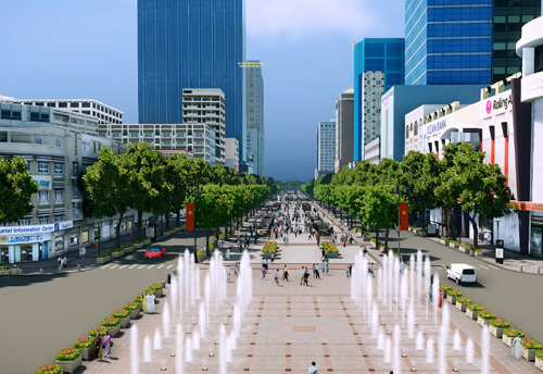 Ho Chi Minh City to get first pedestrians-only street next month