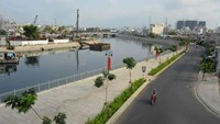 Canal resurrection gives Ho Chi Minh City a facelift