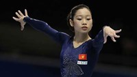 Vietnam's gymnast Ha Thanh wins gold at World Cup event
