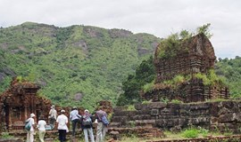 Tourism firms concerned over entrance fee hike at My Son Relic