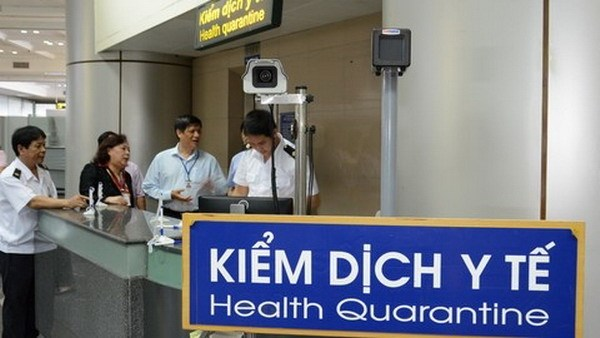 Vietnam's airports have been screening temperature of passengers from countries with MERS. File photo
