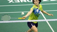 Vu Thi Trang has won the women's single title at the White Nights 2015 badminton tourney in Russia on July 5. Photo credit: VnExpress