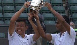 Ly Hoang Nam becomes 1st Vietnamese to win tennis Grand Slam title