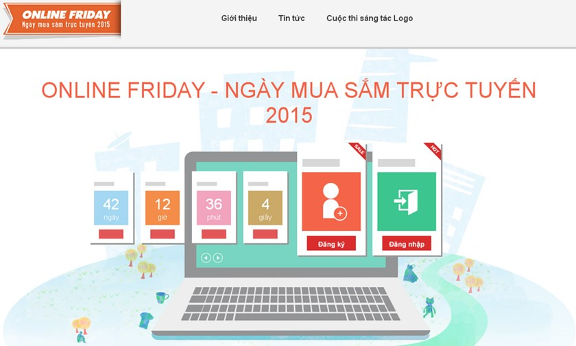 "Vietnam's ""Black Friday"" will launch on December 4, with a heat-up event on August 28."