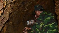 Vietnam destroys 60 illegal gold mines in central region
