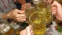 Vietnam has ranked among top countries in beer consumption. Photo: Ha Huy