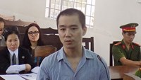 Chang Wei Wei stands the trial on September 30. Photo: Giang Phuong
