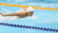 Anh Vien is set to return to the FINA World Cup series after skipping three stages for other events. Photo: Kha Hoa