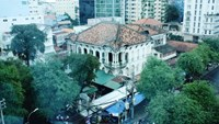 The old building in downtown Ho Chi Minh City has been sold for US$35 million. Photo credit: Nguoi Lao Dong