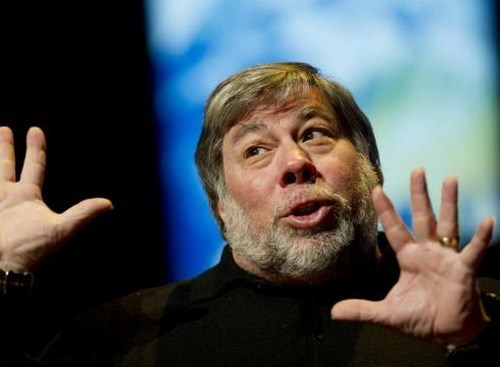 Steve Wozniak is scheduled to visit Vietnam on December 2. Photo: AFP