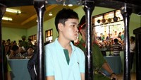 Ho Chi Bao, 25, stands trial on November 17. Photo: Nguyen Phuc