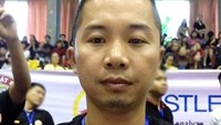 A file photo of Doan Dinh Lan, 39, who has been arrested over rape accusations.