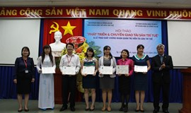 Vietnam promotes developing and transferring intellectual assets