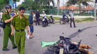 Dog thief suspect shot to death in central Vietnam