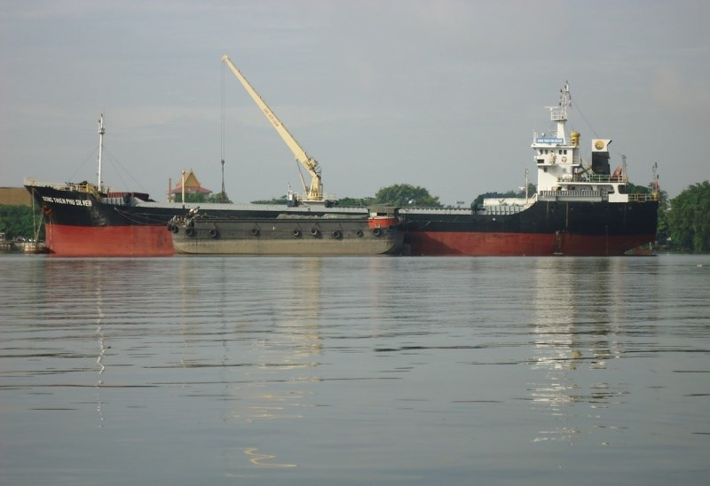 A file photo of the Dong Thien Phu Silver cargo vessel. Photo credit: Ship Spotting