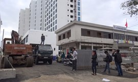 5 workers fall to death at hotel construction site in Da Nang