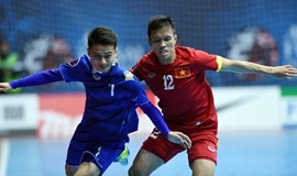 Vietnam end up 4th at AFC Futsal Championships