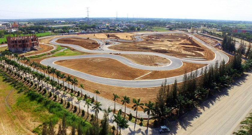 Vietnam's first professional race track to open this month | Sports | Thanh Nien Daily