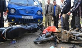 One Vietnamese was killed on the roads every hour: official data