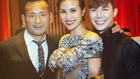 Vietnamese supermodel faces fine for sheer dress