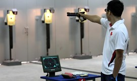 Vietnamese shooters aim for Olympic gold with empty guns