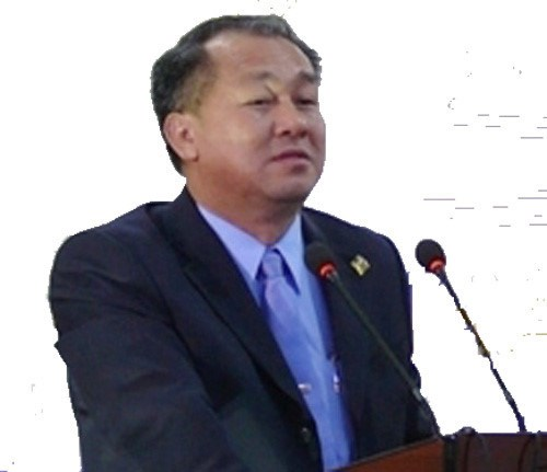 Pham Cong Danh, former chairman of Vietnam Construction Bank. Photo: Thanh Nien