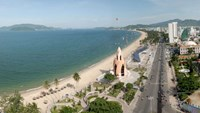 Nha Trang Bay in central Vietnam. Photo: Diep Duc Minh