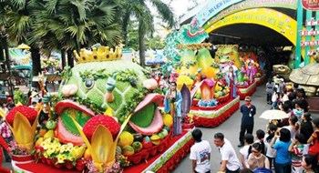 Ho Chi Minh City to launch 1st Vietnam Fruit Week next week
