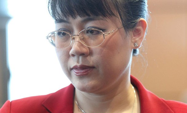 Nguyen Thi Nguyet Huong, chair of TNG Holdings Vietnam, has been dismissed from the National Assembly. Photo: Ngoc Thang