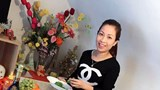 A photo of Nguyen Kim Hue that her relatives sent to the media after she was missing.