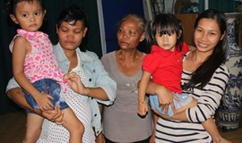 Vietnamese babies returned to parents 3 years after switched at birth