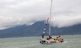 Da Nang-Vietnam finishes 7th in Clipper Round the World Yacht Race