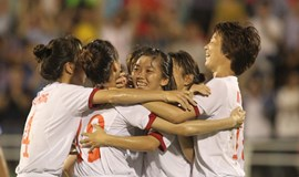 Vietnam beat Myanmar to advance to AFF Women's Championship final