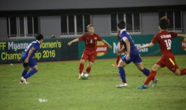 Vietnam lose AFF Women's Championship title to Thailand on controversial penalty