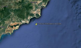 2 missing after cargo ships collide off Vietnamese coast