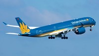 A Vietnam Airlines flight. Photo: VNA