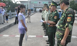 Vietnamese woman returns after being trafficked to China