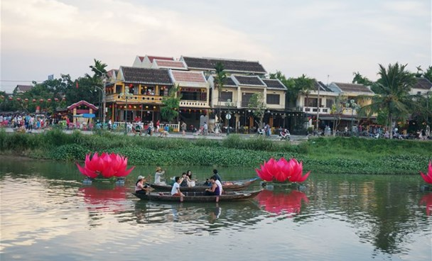 A corner of Hoi An Town in Quang Nam Province. Photo credit: Dao Loan/The Saigon Times