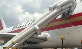 US's Kalitta Air plane delayed due to evacuation slide inflation at Vietnam airport