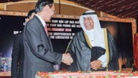 Kuwait consulate in Vietnam celebrates national day