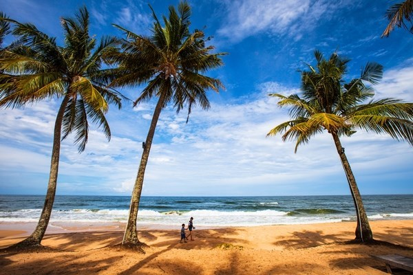 Phu Quoc Island is one of the most popular resort destinations in southern Vietnam.