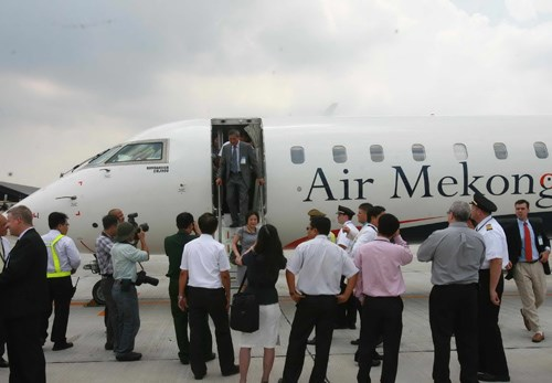 Inoperative Vietnam carrier Air Mekong may lose license