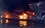 Vietnam oil tanker fire kills 2
