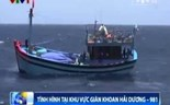 Fishermen determined to stay in East Sea