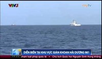 Vietnam forces continue to demand China withdraw its oil rig