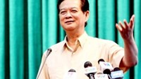 PM: Vietnam determined to firmly safeguard sovereignty