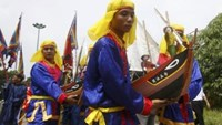 Vietnam holds re-enactment of ancient mariner's ceremony