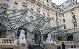 Inside the new $1-billion posh hotel in Paris
